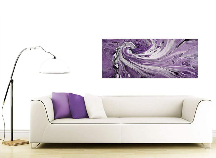 modern panoramic abstract canvas prints living room 1270