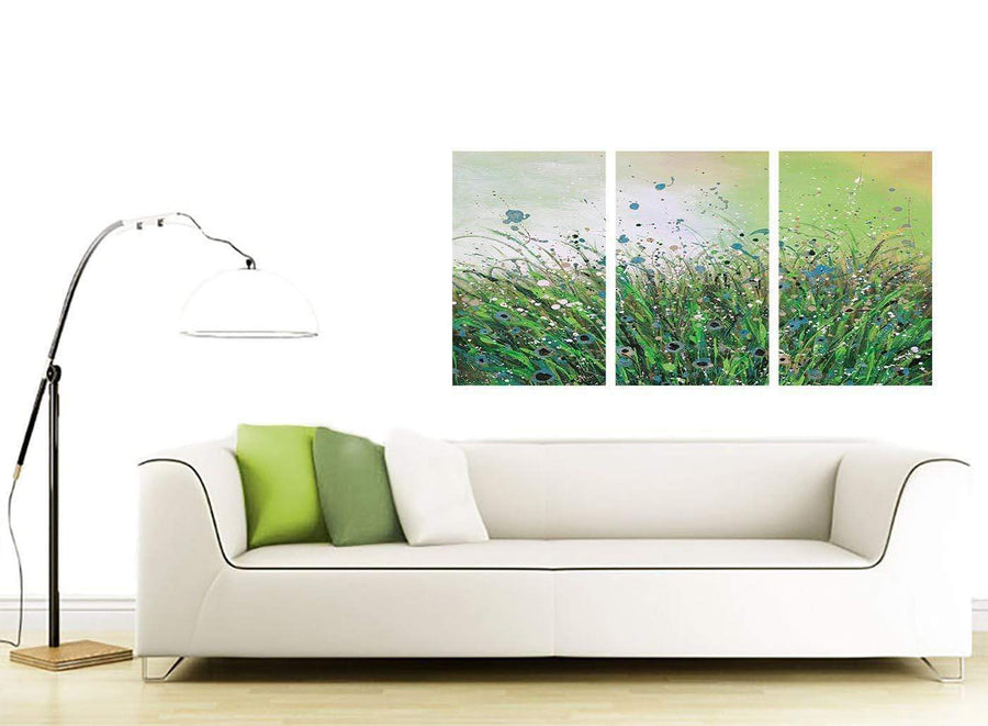set of 3 abstract canvas pictures living room 3261