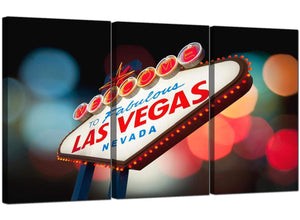 3 Panel Cityscape Canvas Prints United States 3126