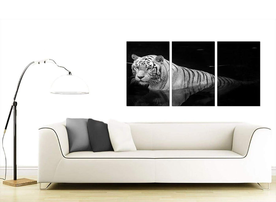 3 Panel Wildlife Canvas Prints UK 125cm x 60cm 3020