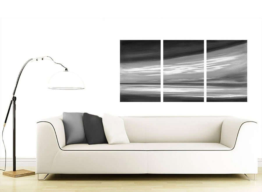 set of three abstract canvas art living room 3272