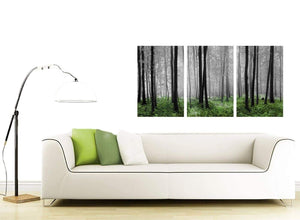 triptych landscape canvas prints living room 3239