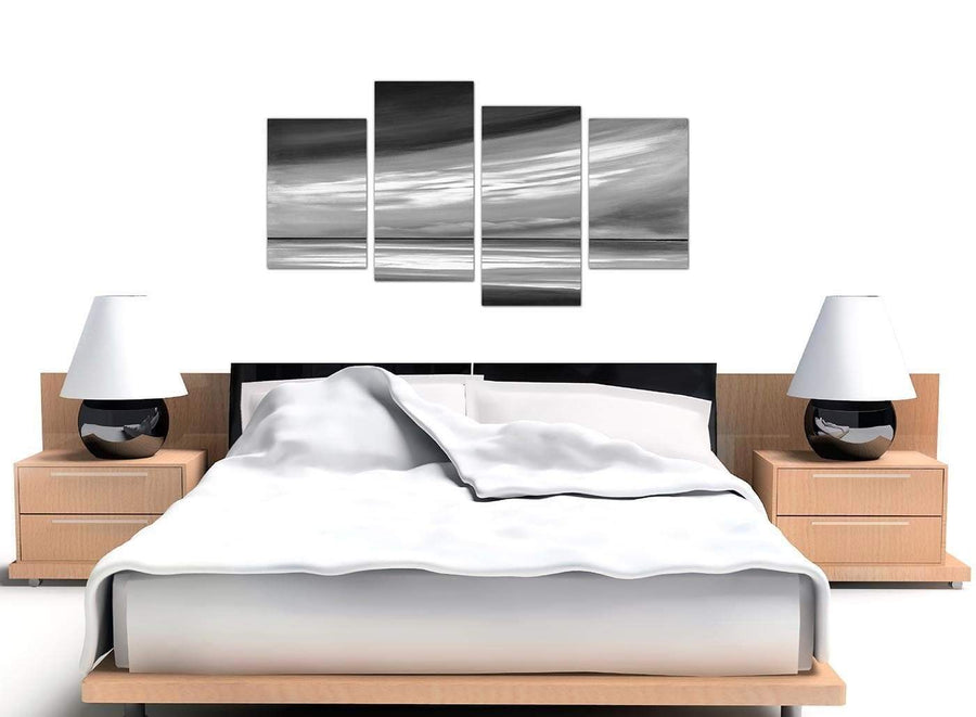 very large black and white abstract canvas prints 4272