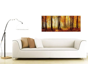 Woodland Scene Canvas