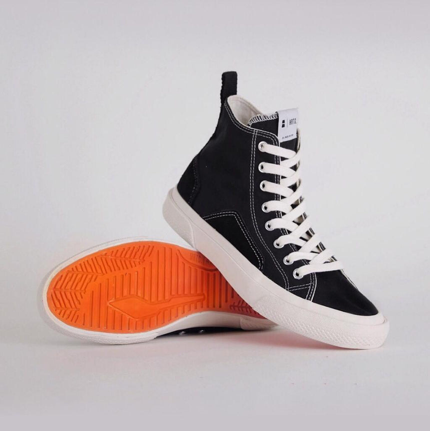 VENDAGE Hi - Charcoal Black