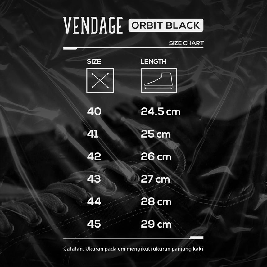VENDAGE LO - Orbit Black