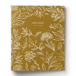 Wildflower Recipe Binder