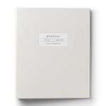 Modern Label Wedding Planning Binder