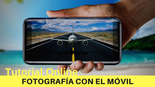 Curso Online de Fotografía Móvil - The Adventures of Pili