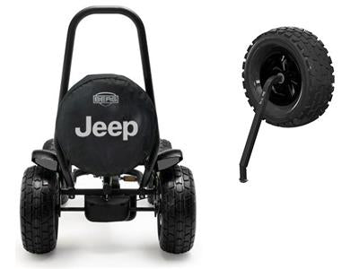 BERG SPARE WHEEL JEEP®