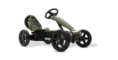 BERG JEEP® Adventure Go Kart