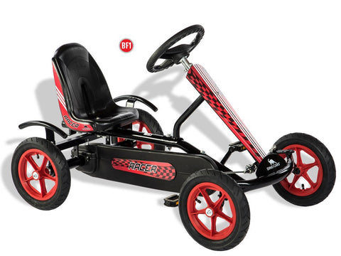 DINO Speedy Racer black/red BF1
