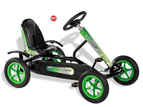 DINO Speedy black green BF1