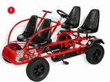 DINO Train 4 Seater Go Kart