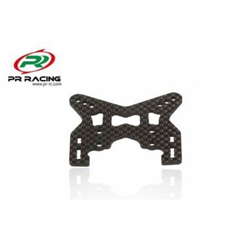 xPR Racing Carbon Fiber Shock Tower (Front)