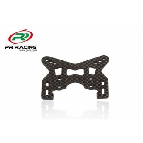 PR Racing Carbon Fiber Shock Tower (Front)