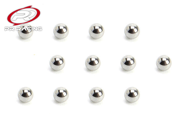 PR Racing Carbide Diff Ball Set (3.0mm) (12pcs)