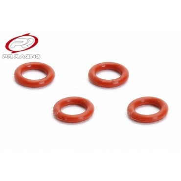 PR Racing Differential Seal O-Ring (4.8x1.5) (4pcs)