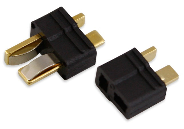 Muchmore Ultra Hard 2P Connector 1Set (Male & Female)