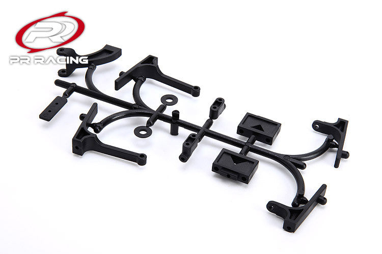 xPR Racing Complete Wing Mount Set