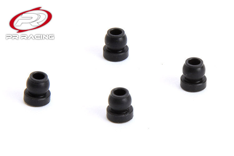 xPR Racing Machined Upper Shock Bushing (4pcs)