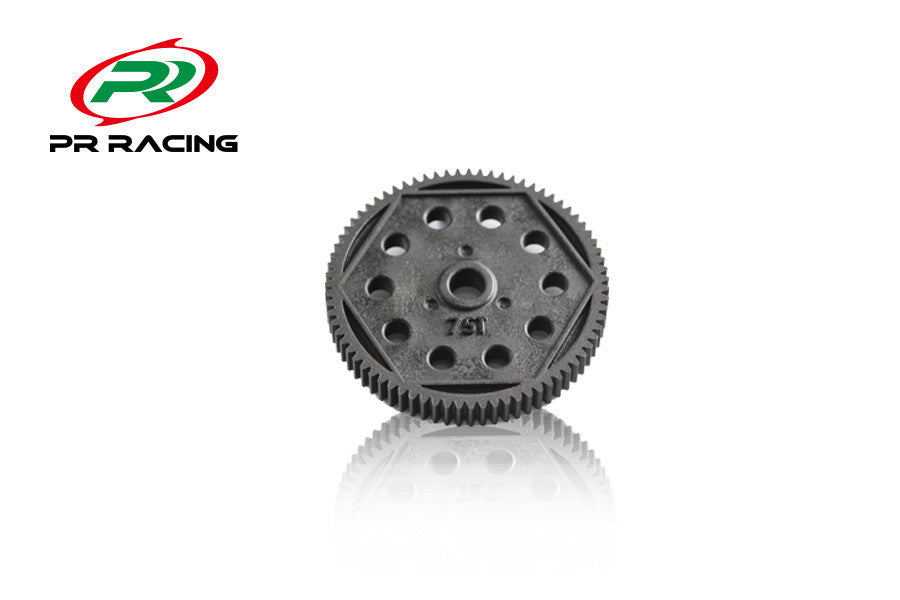 PR Racing 75T Main Gear (For S1 )