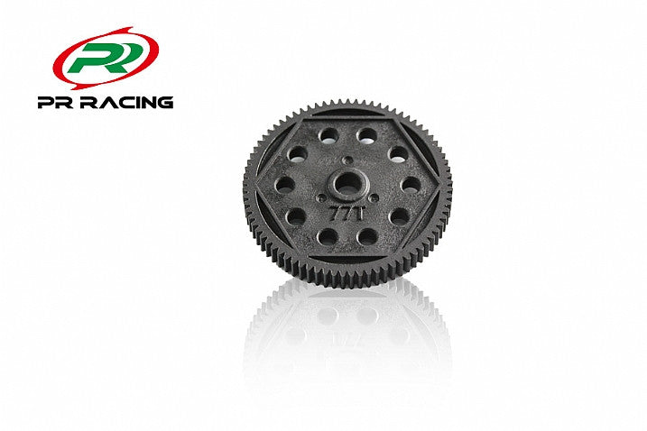 PR Racing Low Friction Spur Gear (77T)
