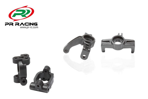 PR Racing Block & Trailing Spindle Set