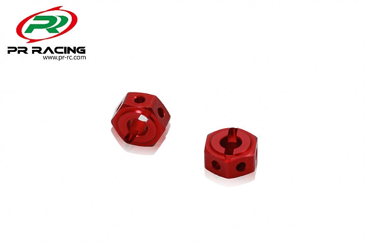 xPR Racing Hexagonal Wheel Stand 12mm x 6mm (2pcs)