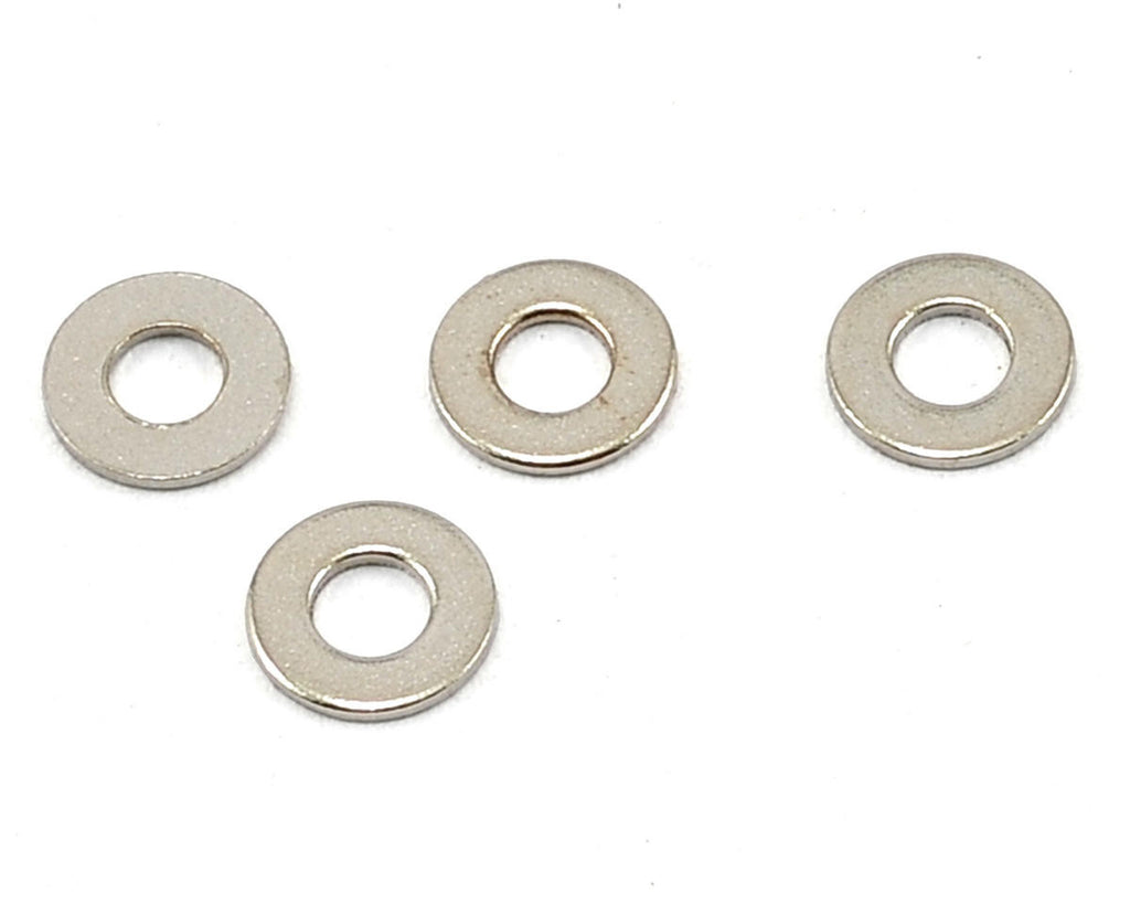 PR Racing 2.6x6x0.5mm Washer (4pcs)