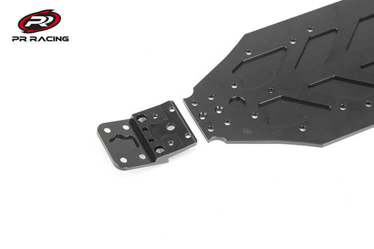 xPR Racing Chassis Kick Up (25 Degree)