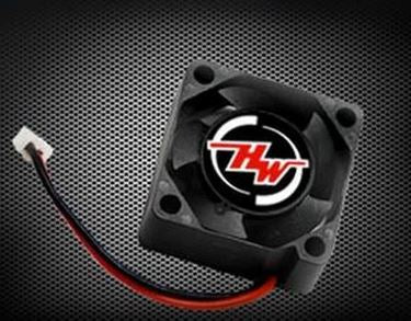 Hobbywing - FAN-2510BH-6V 18000rpm, High Performance Fan for XR10 PRO