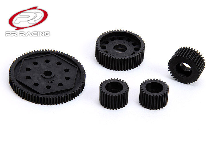 xPR Racing Kevlar Gear Set (5pcs)