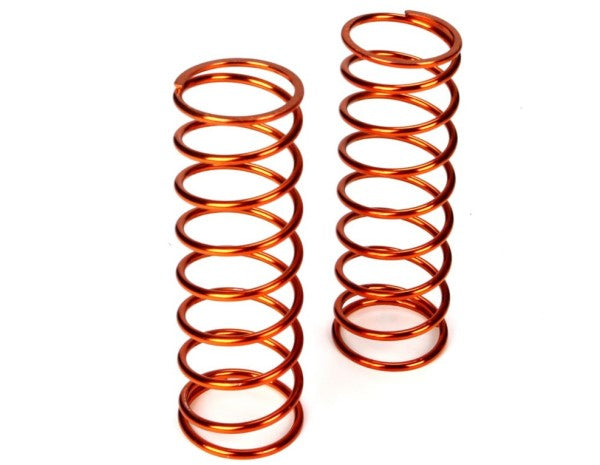 Rear Springs 10.7 lb Rate, Orange (2): 5IVE-T