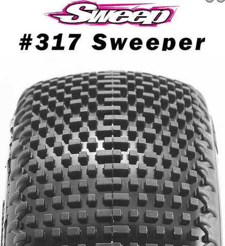 Sweep 8th Buggy SWEEPER #317 - Premount