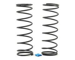 Team Associated RC8B3.1 Front V2 Shock Spring Set (Blue - 5.5lb/in) (2)