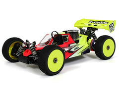 "Bittydesign ""Force"" Mugen MBX8/MBX7 1/8 Buggy Body (Clear)"