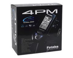 Futaba 4PM 4-Channel 2.4GHz T-FHSS Radio System w/R334SBS Receiver