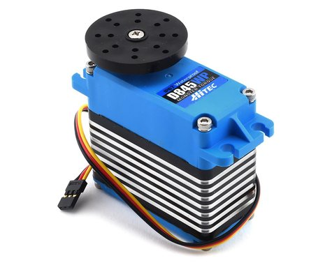 Hitec D845WP Waterproof Monster Torque Steel Gear Large Scale Servo (High Voltage)