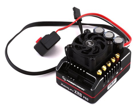 Hobbywing XR8 Pro 1/8 Competition Sensored Brushless ESC