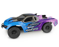 "JConcepts ""HF2 SCT"" Low-Profile Short Course Truck Body (Clear)"