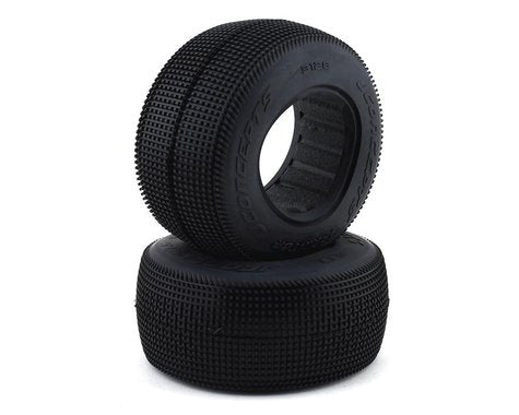 JConcepts Sprinter Short Course Dirt Oval Tires (2)