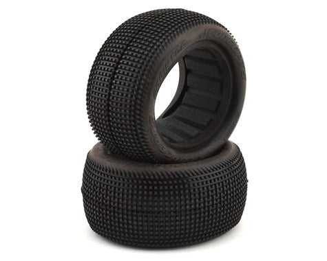 "JConcepts Sprinter 2.2"" Rear Buggy Dirt Oval Tires (2)"