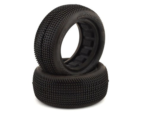 "JConcepts Sprinter 2.2"" 4WD 1/10 Front Buggy Dirt Oval Tires (2)"