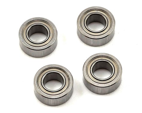 Kyosho 5x10x4mm Metal Shielded Ball Bearings (4)
