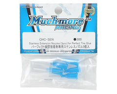 Muchmore Racing Perfect Tire Glue Stainless Extension Nozzle (5)