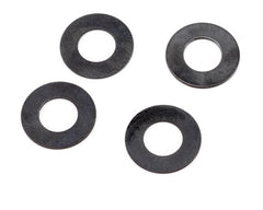 Mugen Seiki Flywheel Washer/Spacers (4)