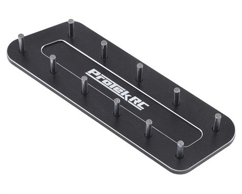 ProTek RC Aluminum 1/10 Pinion Gear Caddy