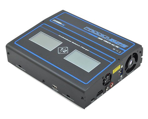 "ProTek RC ""Prodigy 625 DUO Touch AC"" LiHV/LiPo AC/DC Battery Charger (6S/25A/200W x 2)"