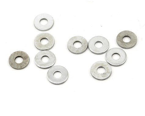 ProTek RC 3x8x0.5mm Clutch Bell Stop Washer (10)